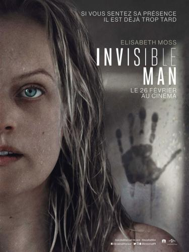 Universal Pictures International France invisible man