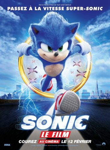 Paramount Pictures France sonic